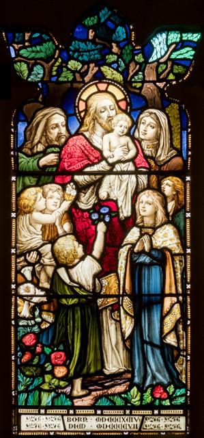 Church Window - cropped